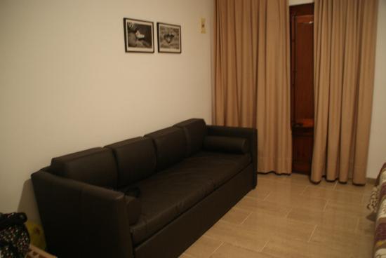 Hotel Sa Riera: Habitación superior