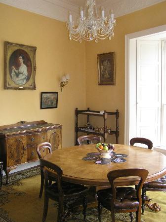 Castlecoote House: Breakfast room