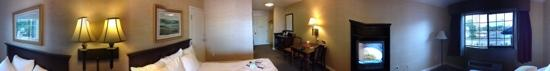 BEST WESTERN PLUS Vineyard Inn & Suites: 360 degree view of the room