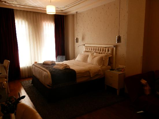 Hotel Amira Istanbul : bedroom