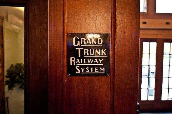 The Grand Trunk Pub