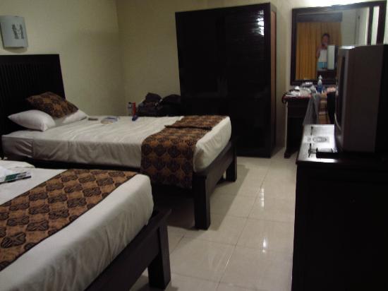 Puri Dalem Hotel Sanur: Bedroom
