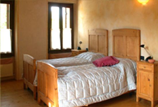 Agriturismo Le Noci: camere accoglienti e in legno come una volta