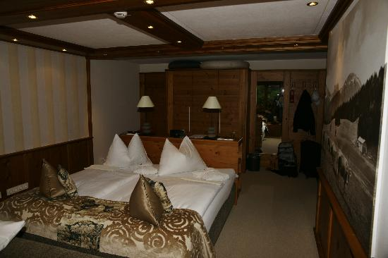 Berghotel Schlossanger Alp : Our suite