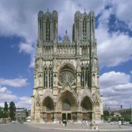 Torri della Cattedrale di Reims