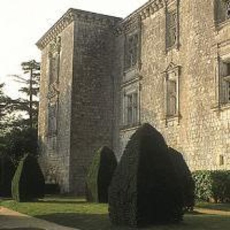 Chateau of Gramont Foto