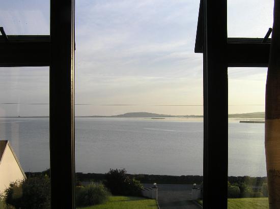Oceanville House Bed & Breakfast: View from B&B window