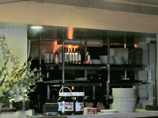 Casa di Nico: is that a fire?