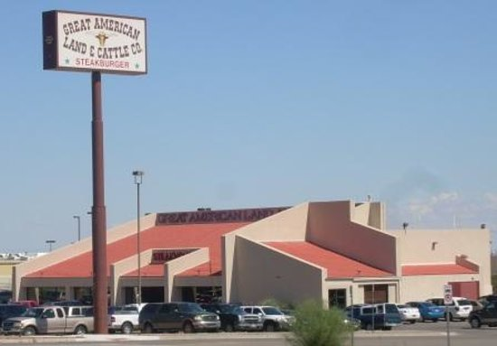 Great american land cattle el paso 2200 n yarbrough for El paso america