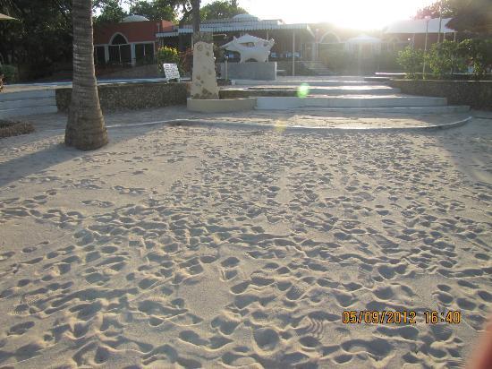 Diamonds Dream of Africa : DOA beach