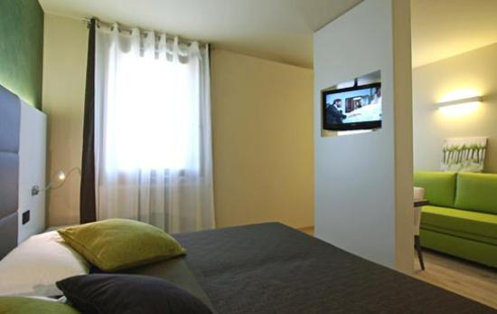 Bolzano Vicentino, Italia: Junior suite n.102