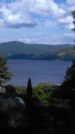 Contessa Lake George Motel & Resort: view from cabin 11. beautiful!