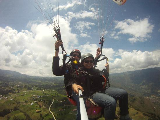 Paraworld Adventure Sports Medellin: experiencia unica!!