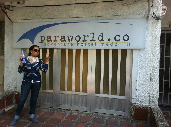 Paraworld Adventure Sports Medellín: hostel