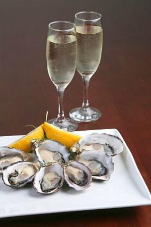 RockPool Samui: Fresh oysters