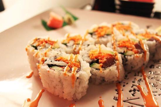Sushi Sun Bild