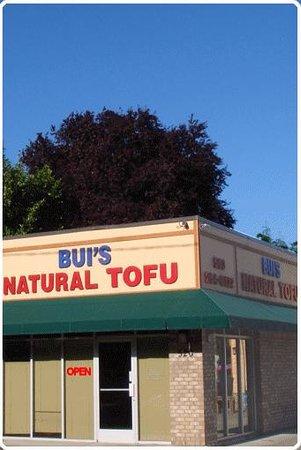 Bui Natural Tofu