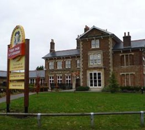 Toby Carvery Stafferton Lodge - Picture of Toby Carvery ...