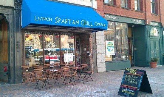 Spartan Grill Photo