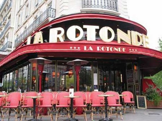 La rotonde montparnasse paris saint germain des pres restaurant reviews - La tour montparnasse restaurant ...