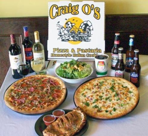 Craig O's Pizza and Pastaria: CraigO's