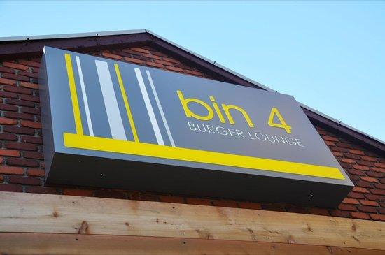 bin 4 burger lounge