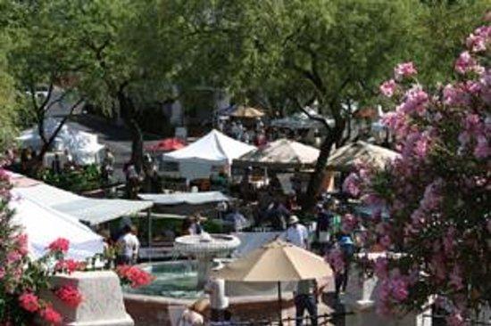 St Philip's Plaza Farmers' Market