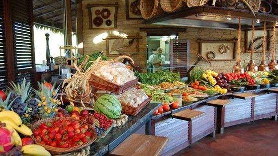 KIWARA Lodge: Speisen
