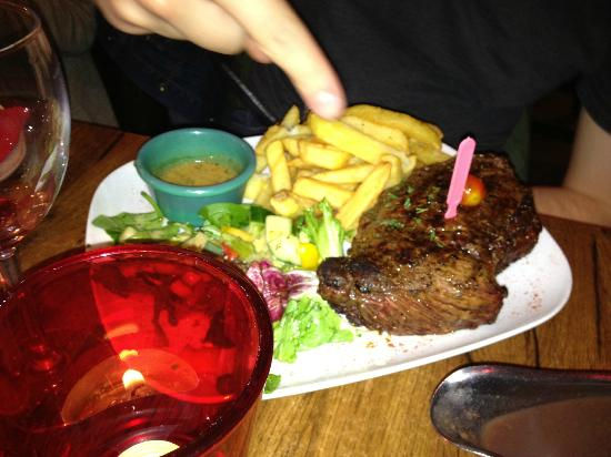 24 oz steak picture of meet argentinian restaurant liverpool meet argentinian restaurant 24 oz steak m4hsunfo