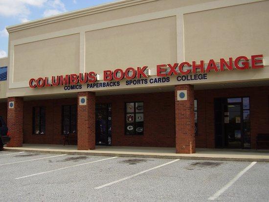 Columbus Book Exchange & Comics
