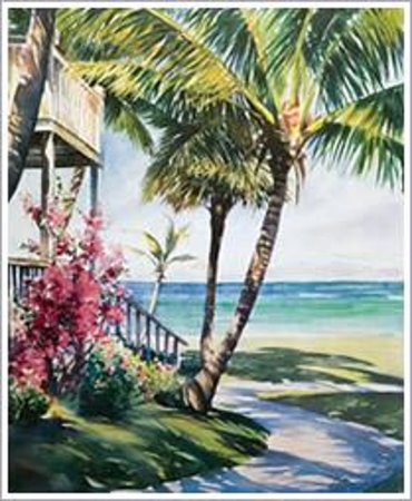 George Town, Grand Cayman: Cayman art prints