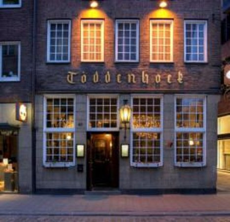 toddenhoek muenster restaurant reviews phone number photos tripadvisor. Black Bedroom Furniture Sets. Home Design Ideas