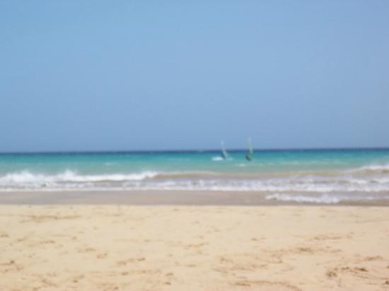 Bungalows Garden Beach: surfers beach risco el pasa