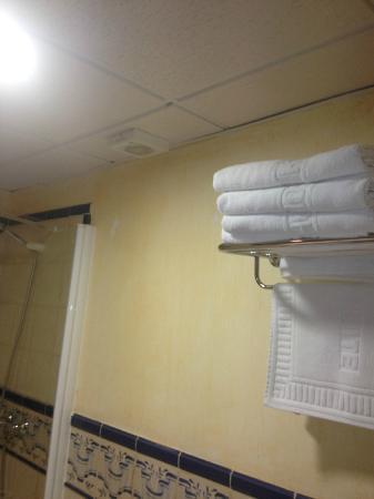 Hotel La Posada: Toallas estan bien