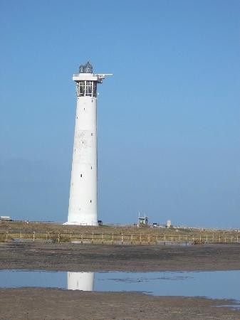Bungalows Garden Beach: lighthouse at morro jable