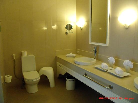 The Inn at Cliffhouse Tagaytay: Classy Toiletry