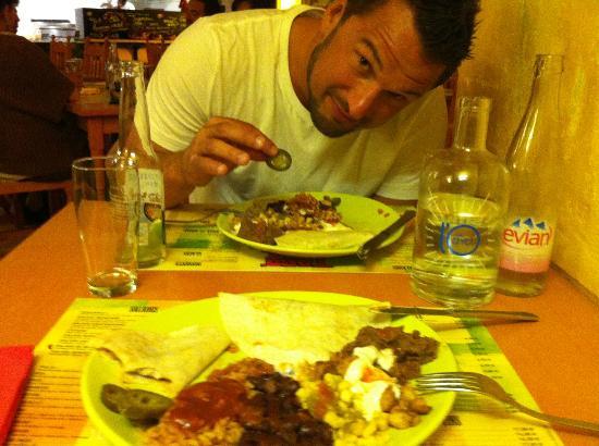 Taco'Mex : Fajitas are the best!!!