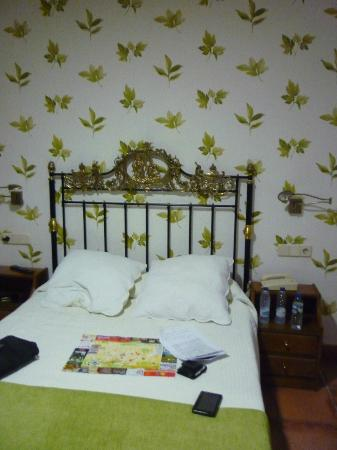 Las Nieves Hotel: ¿Cama de matrimonio???