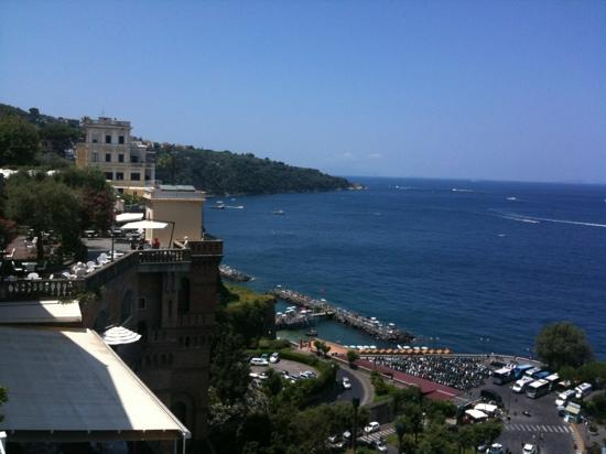 Grand Hotel Excelsior Vittoria: sea view worth the extra