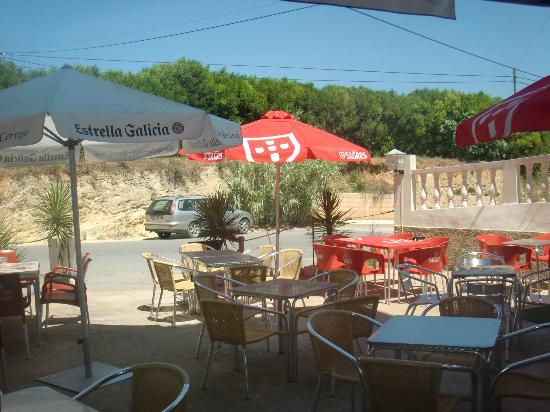 Snack Bar Silva: Bar Silva Terrace