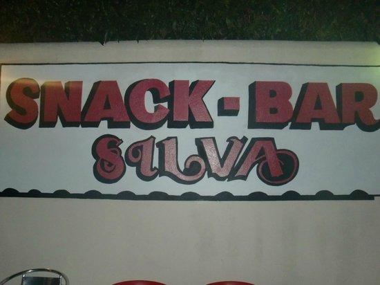 Snack Bar Silva: Bar Silva Logo
