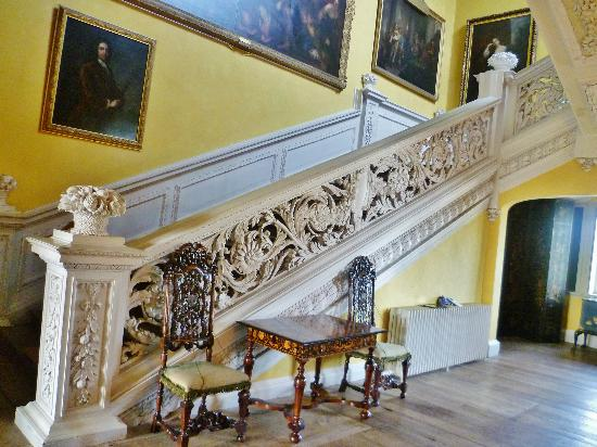 staircase - Picture of Sudbury Hall - Tripadvisor