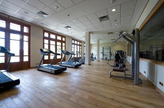 Michlifen Ifrane Suites & Spa: Spa du Michlifen (Salle de Fitness)
