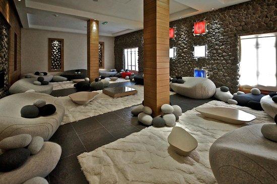 Michlifen Resort & Golf: My Spa du Michlifen (Salle de Relaxation)