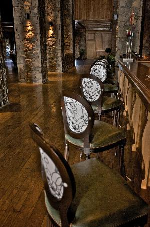 Michlifen Ifrane Suites & Spa: Lobby Bar Michlifen