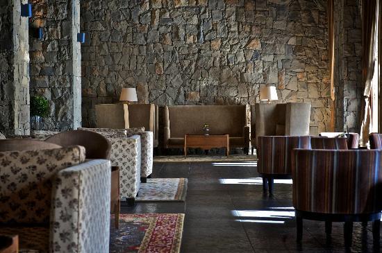 Michlifen Ifrane Suites & Spa: Lobby Bar