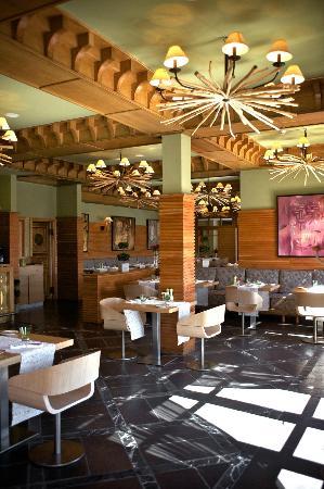 Michlifen Ifrane Suites & Spa : Restaurant La Brasserie