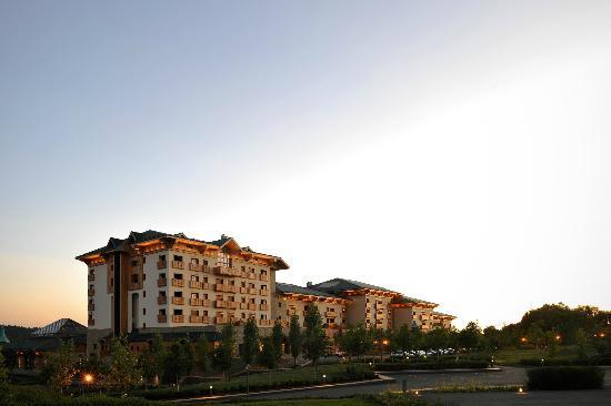 Michlifen Resort & Golf : Façade Michlifen