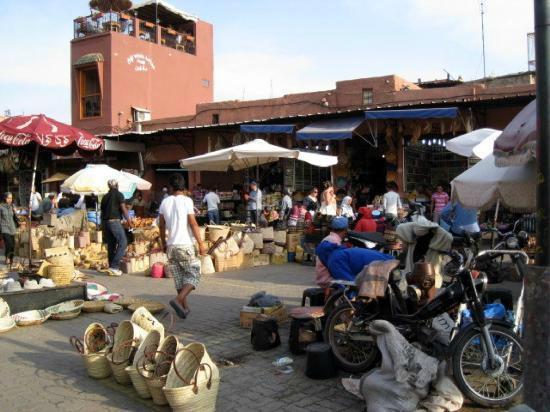 Marruecos-Morocco Travels : Marrakech desierto Marruecos