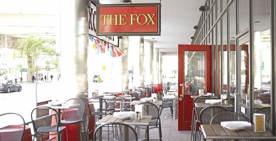 The Fox on Bay
